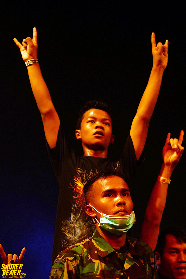 Burgerkill Spit The Venom 2013 Bandung-13