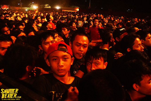 Burgerkill Spit The Venom 2013 Bandung-15