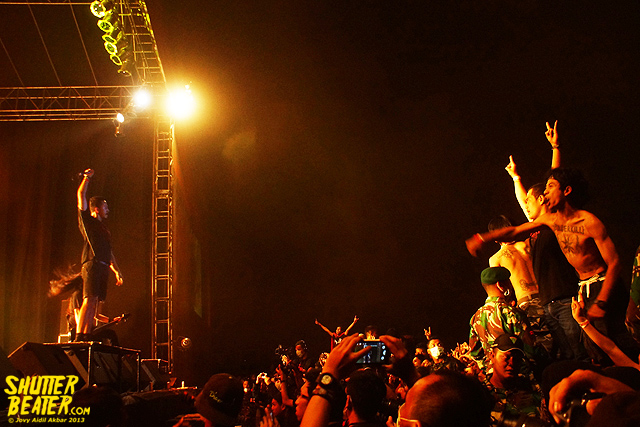 Burgerkill Spit The Venom 2013 Bandung-17