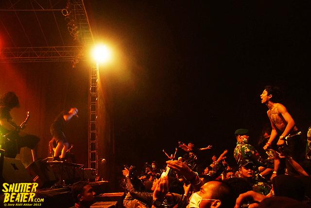 Burgerkill Spit The Venom 2013 Bandung-28