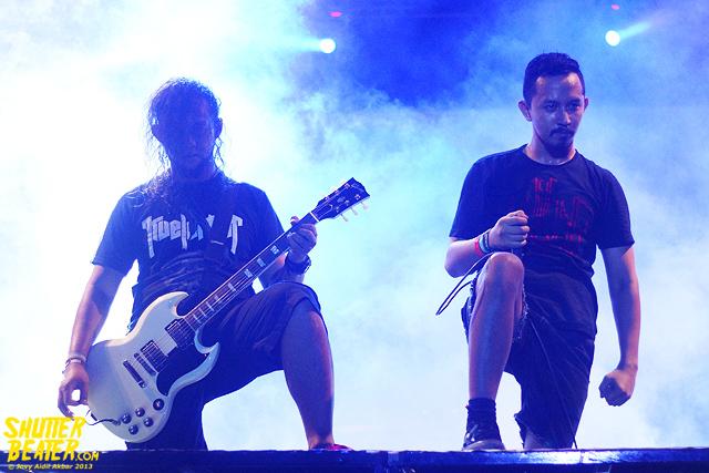 Burgerkill Spit The Venom 2013 Bandung-41