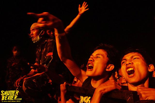 Burgerkill Spit The Venom 2013 Bandung-46