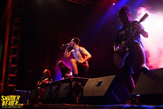 Burgerkill Spit The Venom 2013 Bandung-70