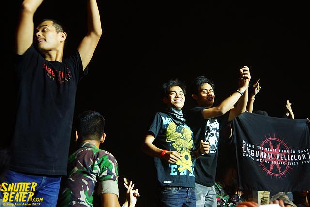 Burgerkill Spit The Venom 2013 Bandung-86