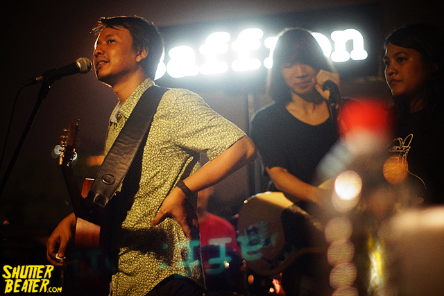 Pandai Basi at Cassette Store Day 2013-13