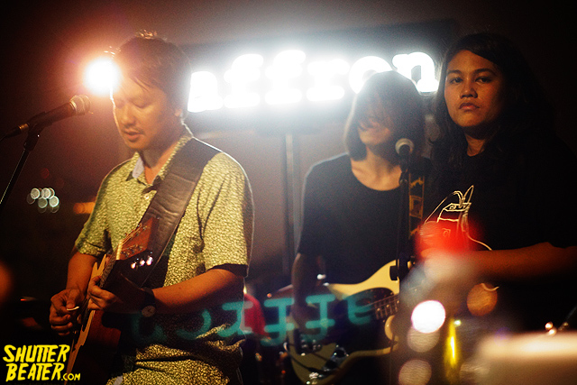 Pandai Basi at Cassette Store Day 2013-4