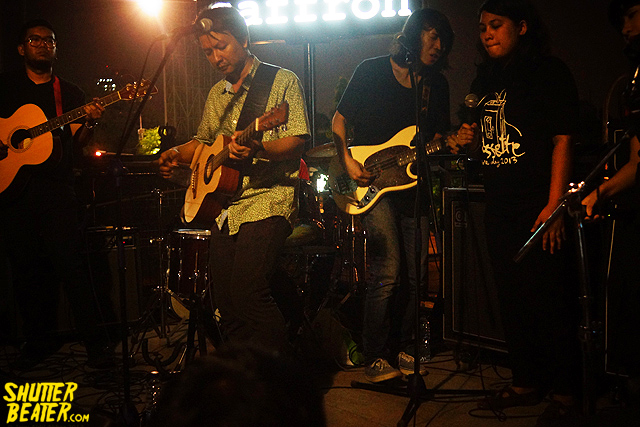 Pandai Basi at Cassette Store Day 2013-40