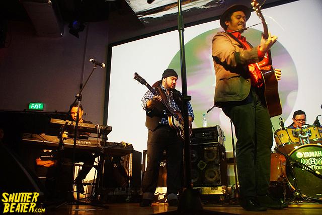 SORE at Sounds of Saturday Atamerica-98