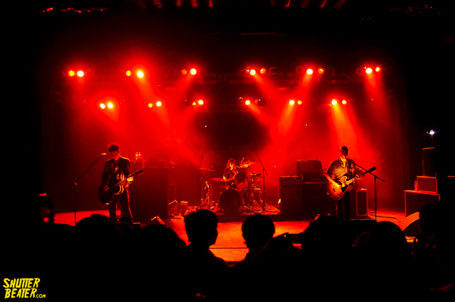 BRMC live in Bandung 2013-7