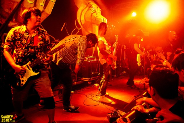 Teenage Death Star Act Like A Concert-38