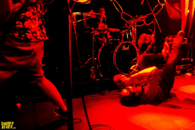 Teenage Death Star Act Like A Concert-41