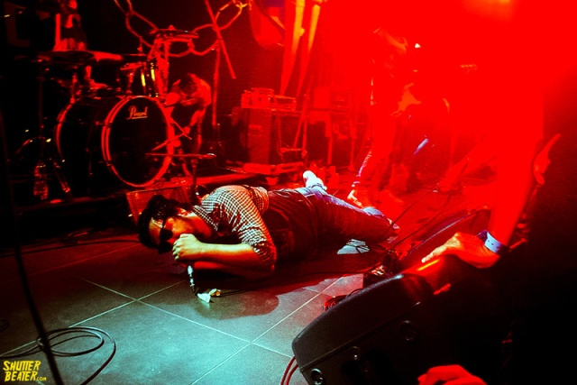 Teenage Death Star Act Like A Concert-42