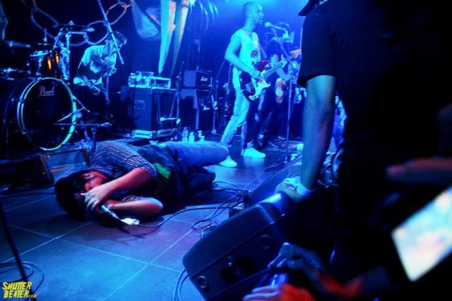 Teenage Death Star Act Like A Concert-44