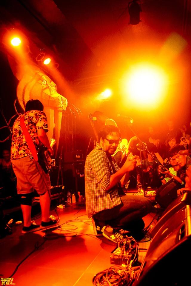 Teenage Death Star Act Like A Concert-46