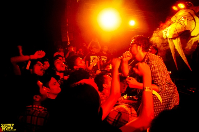 Teenage Death Star Act Like A Concert-58