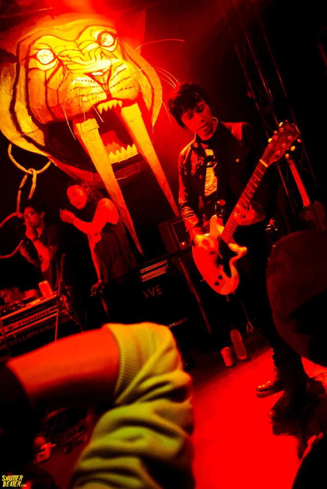 Teenage Death Star Act Like A Concert-65