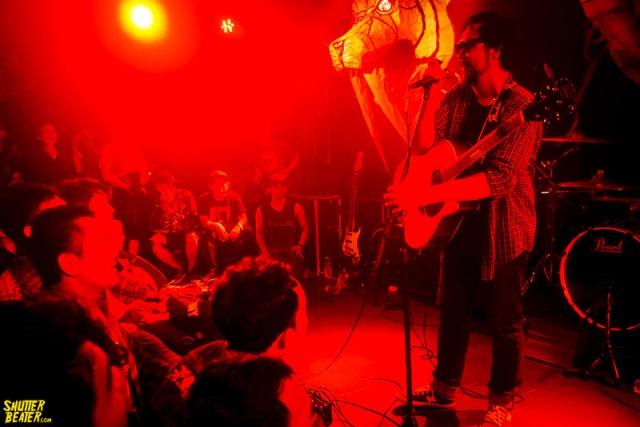 Teenage Death Star Act Like A Concert-75
