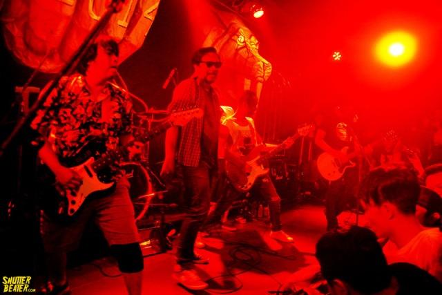 Teenage Death Star Act Like A Concert-8