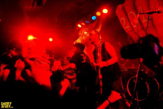 Teenage Death Star Act Like A Concert-91