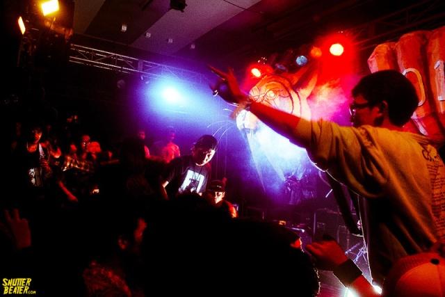 Teenage Death Star Act Like A Concert-97