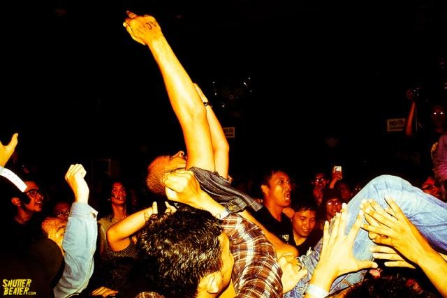 Teenage Death Star Act Like A Concert-98
