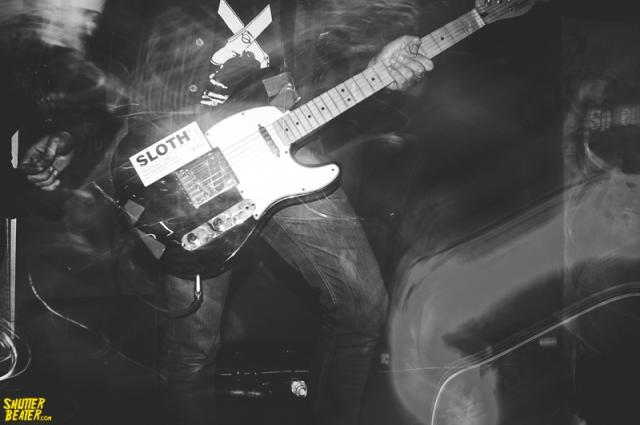 Teenage Death Star at Indie Gathering 2009-1