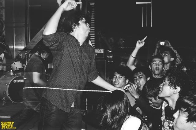 Teenage Death Star at Indie Gathering 2009-10