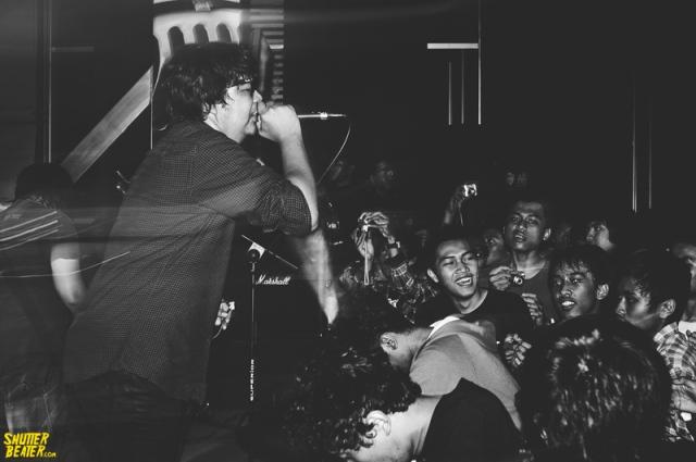 Teenage Death Star at Indie Gathering 2009-11