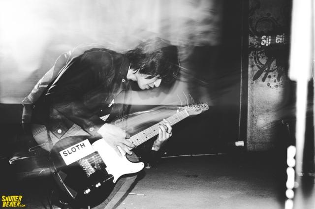 Teenage Death Star at Indie Gathering 2009-13