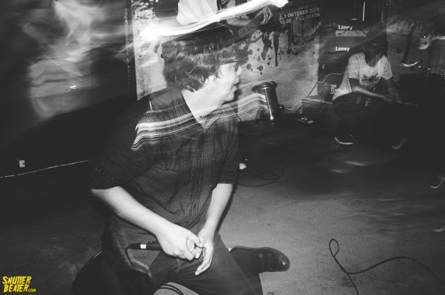 Teenage Death Star at Indie Gathering 2009-14