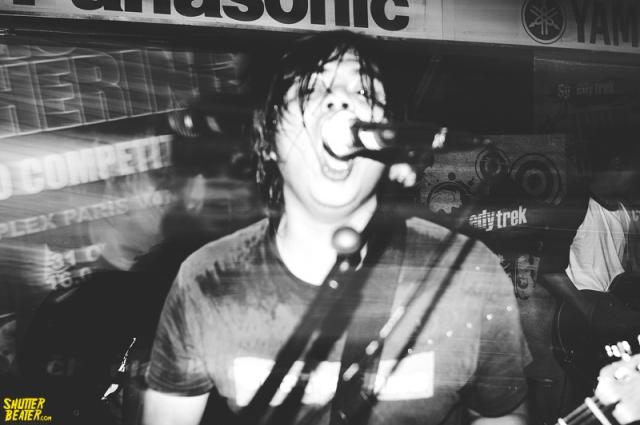 Teenage Death Star at Indie Gathering 2009-15