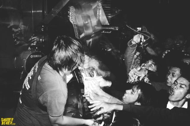 Teenage Death Star at Indie Gathering 2009-17