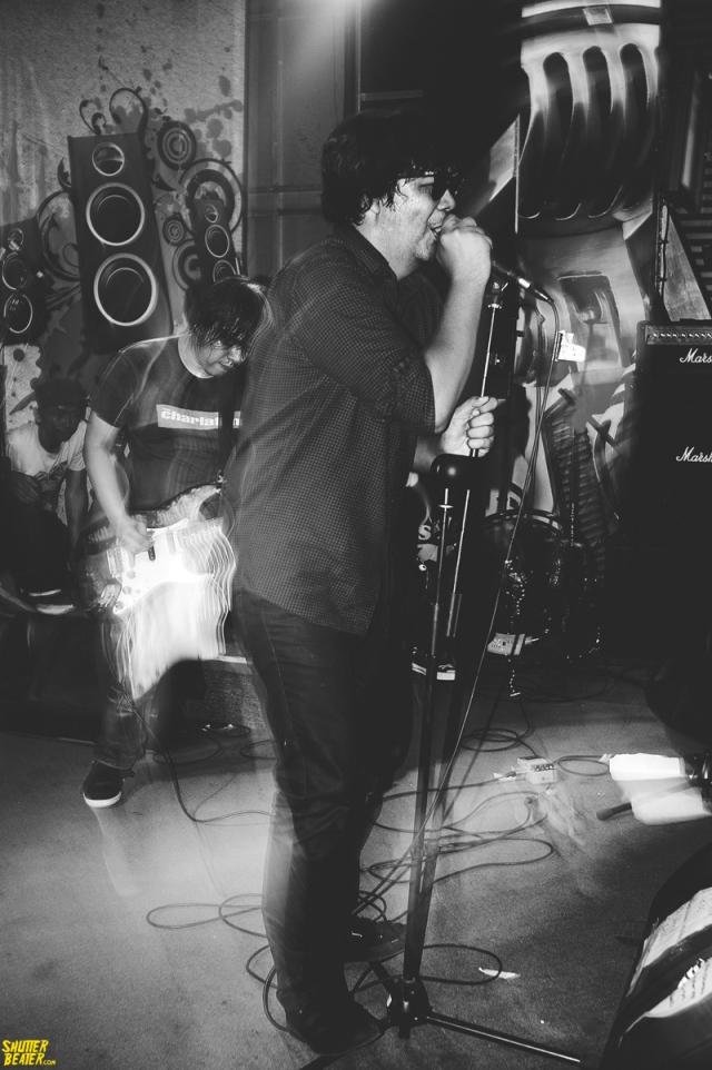 Teenage Death Star at Indie Gathering 2009-18