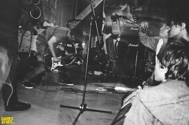 Teenage Death Star at Indie Gathering 2009-2