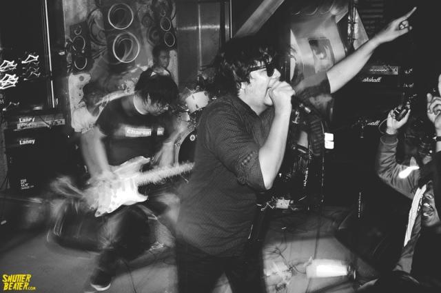 Teenage Death Star at Indie Gathering 2009-21