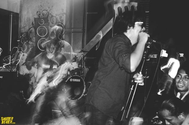 Teenage Death Star at Indie Gathering 2009-26