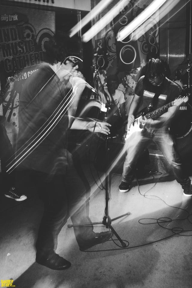 Teenage Death Star at Indie Gathering 2009-28