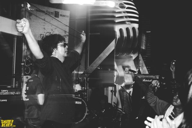 Teenage Death Star at Indie Gathering 2009-38