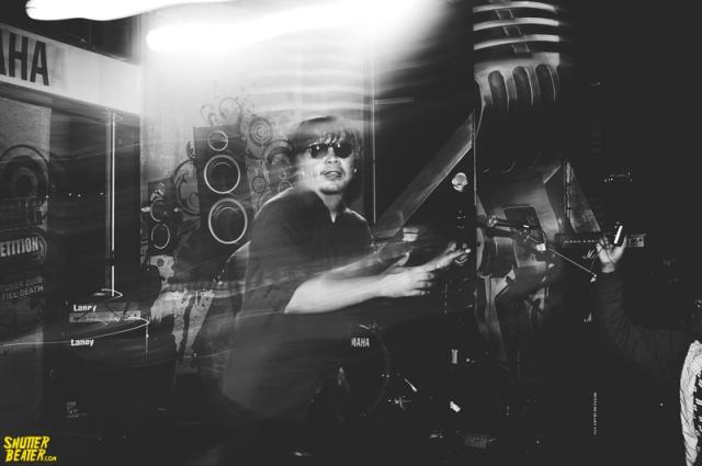 Teenage Death Star at Indie Gathering 2009-4