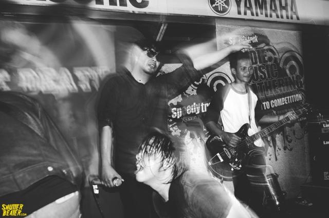 Teenage Death Star at Indie Gathering 2009-40