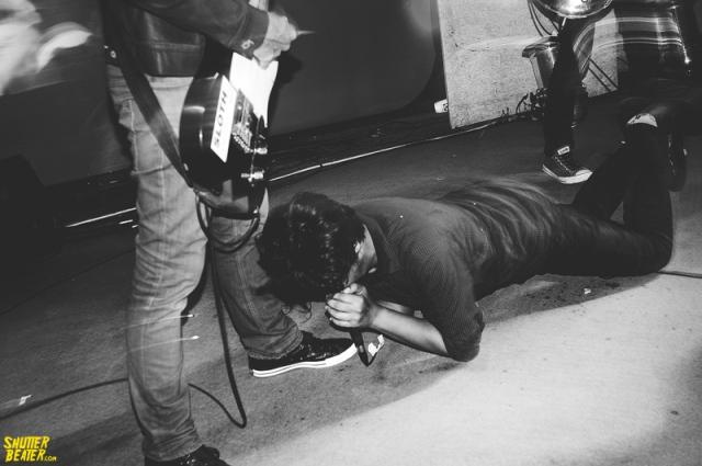 Teenage Death Star at Indie Gathering 2009-43