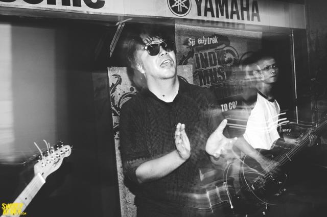 Teenage Death Star at Indie Gathering 2009-46