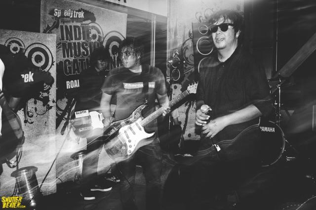 Teenage Death Star at Indie Gathering 2009-48