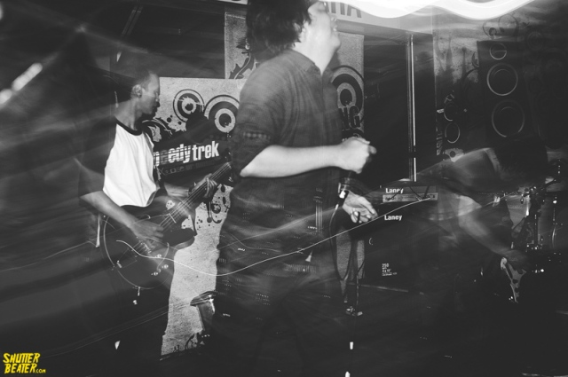Teenage Death Star at Indie Gathering 2009-5
