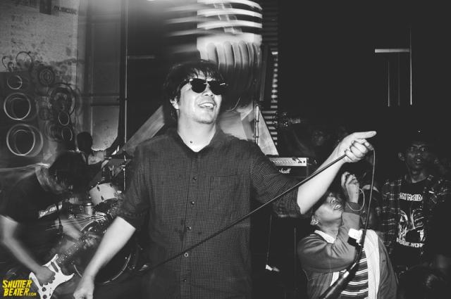 Teenage Death Star at Indie Gathering 2009-50