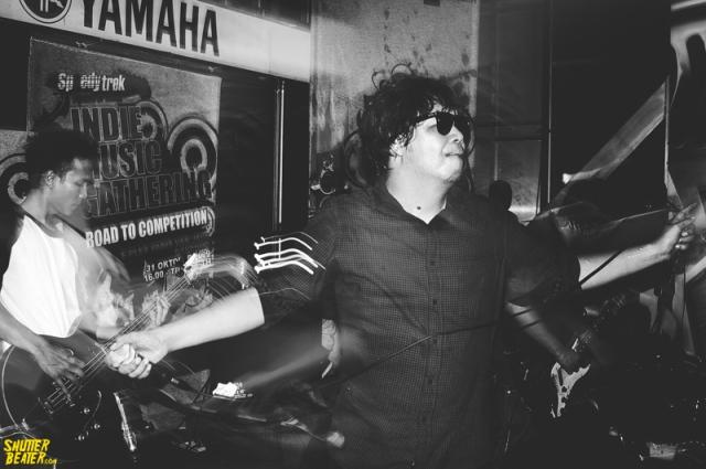 Teenage Death Star at Indie Gathering 2009-53