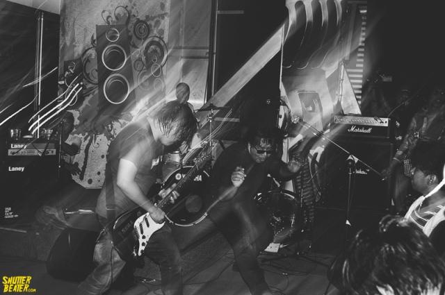 Teenage Death Star at Indie Gathering 2009-54
