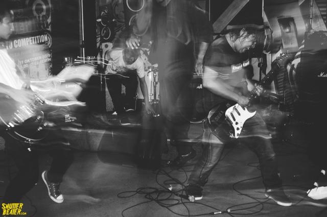 Teenage Death Star at Indie Gathering 2009-56