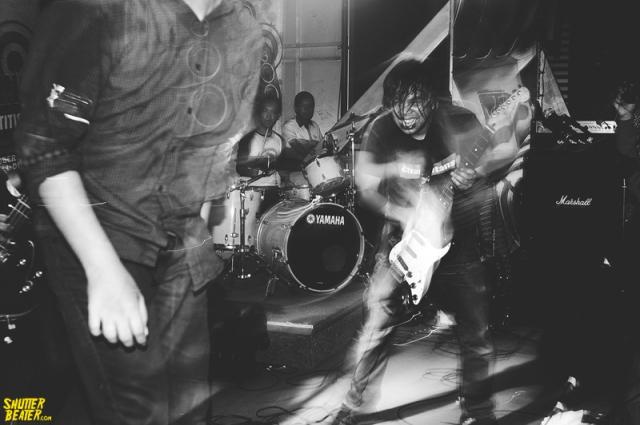 Teenage Death Star at Indie Gathering 2009-57