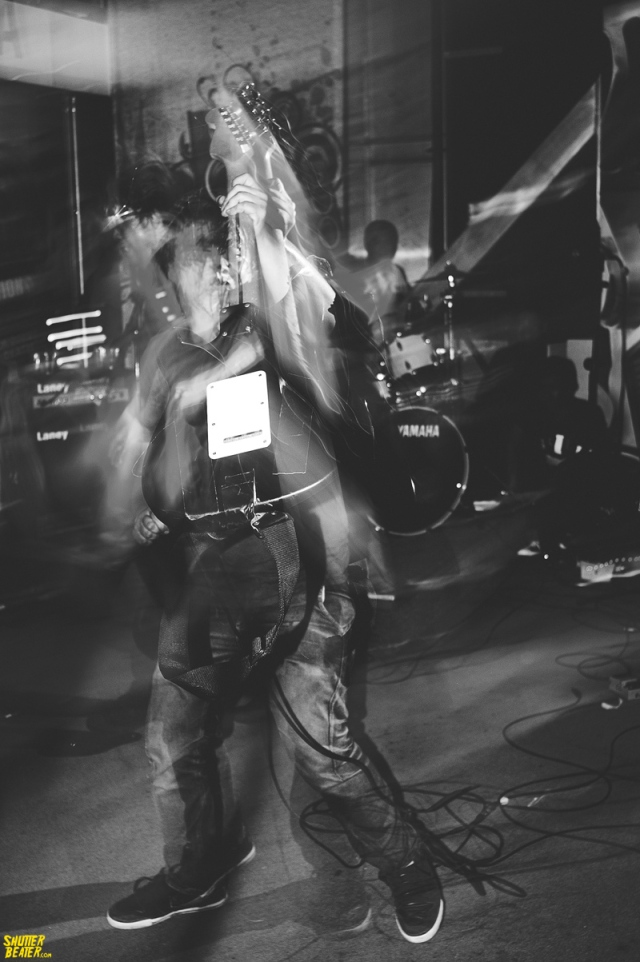 Teenage Death Star at Indie Gathering 2009-59